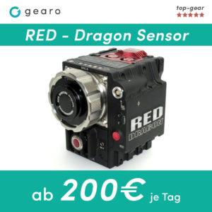 RED Dragon Sensor