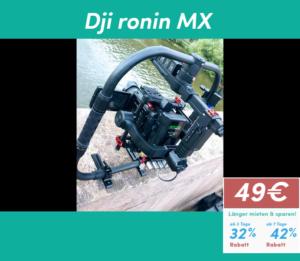 DJIRoninMX