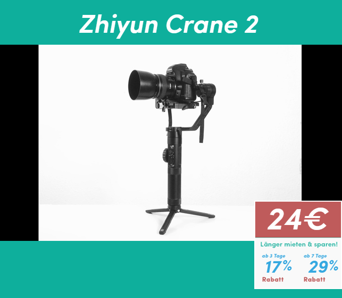 Zhiyun Crane2