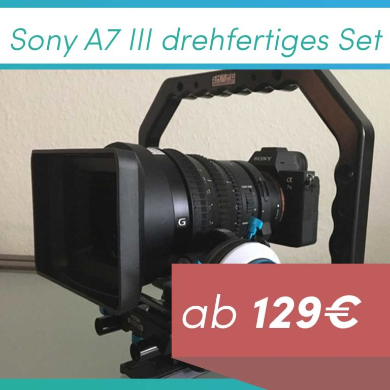 Sony-A7-III-drehfertiges-Set